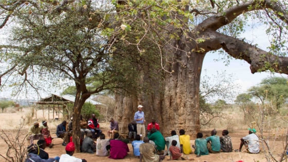 Revenue sharing Yaeda - Carbon Tanzania