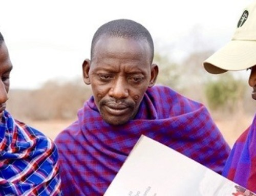 How do Masai Herders Learn about Carbon Forestry