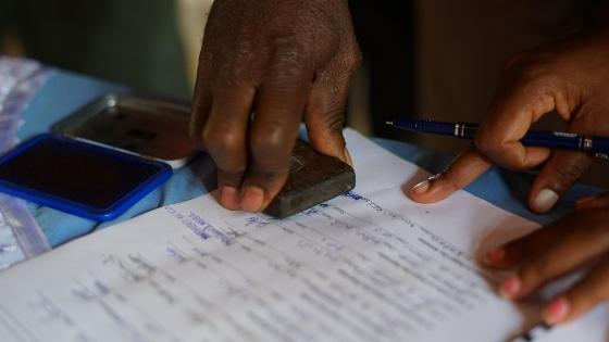 Ntakata Contract signing - Carbon Tanzania
