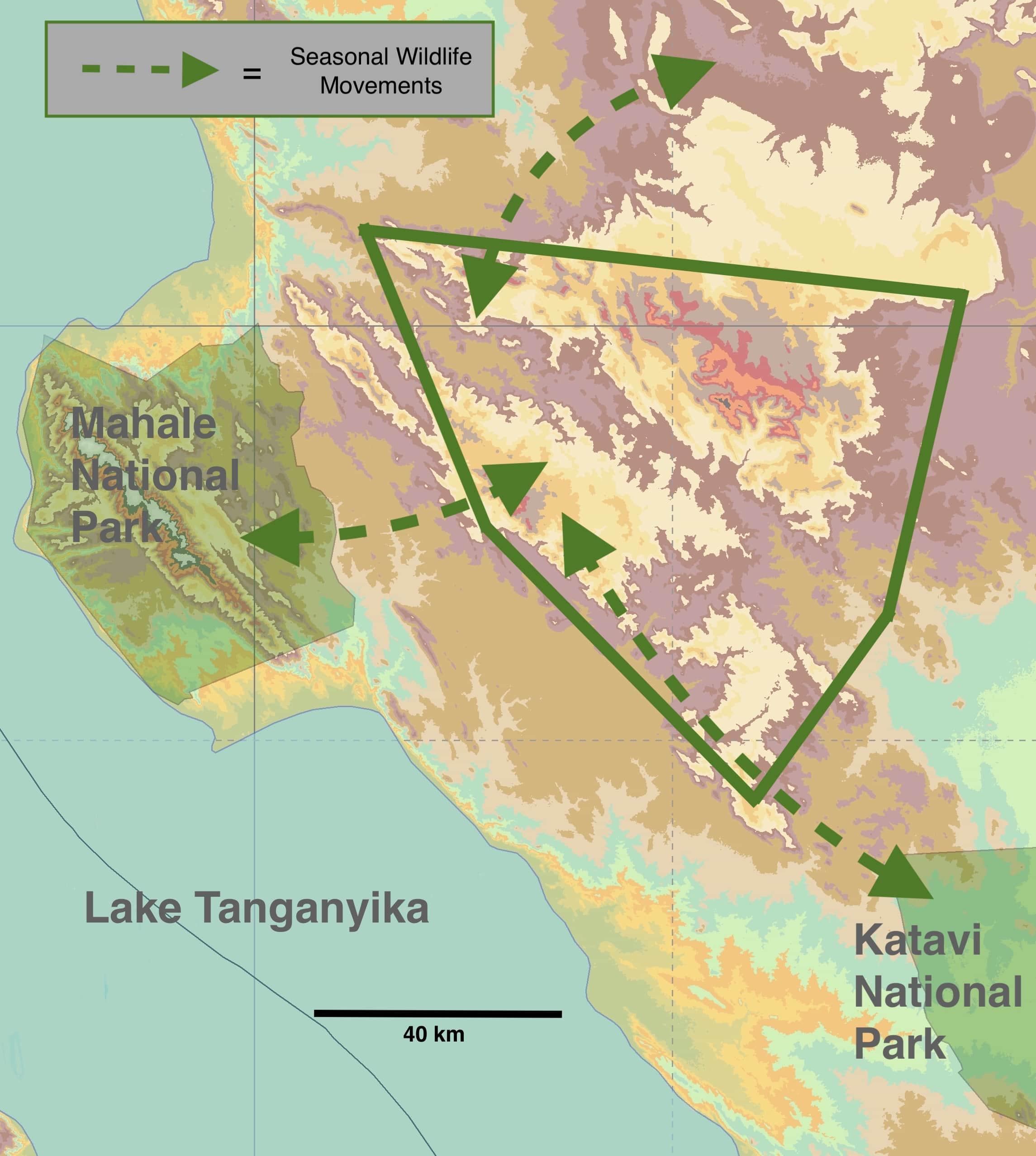 Ntakata basemap - Carbon Tanzania