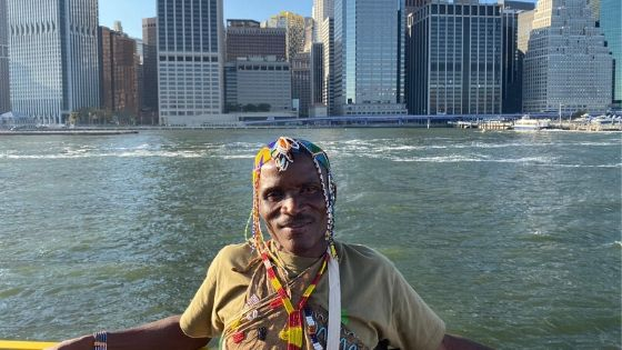Hadza in New York for Climate Week 2019