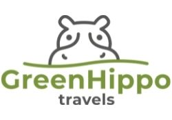 Green Hippo Travels Logo