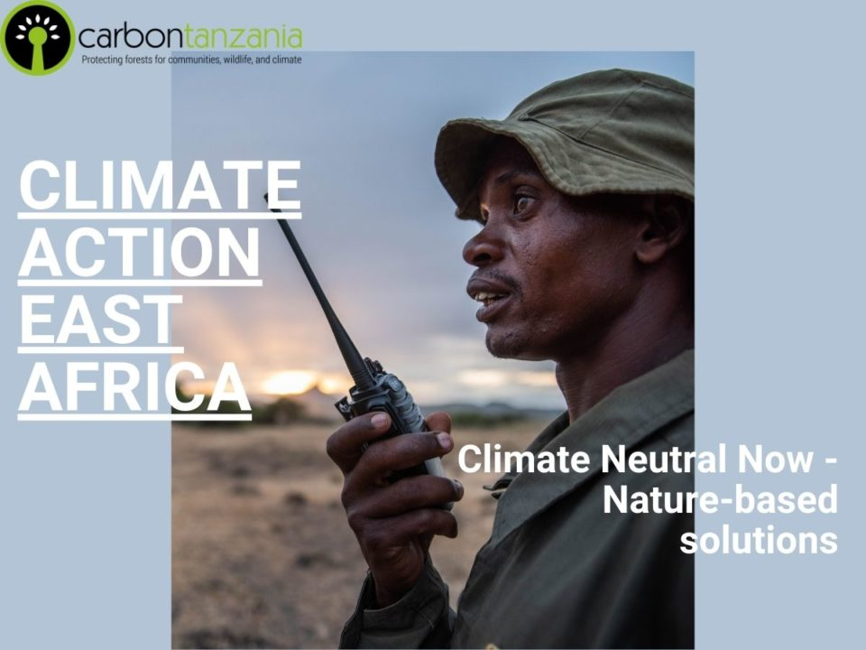 Climate Action in Tanzania